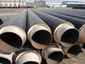 聚乙烯保温钢管